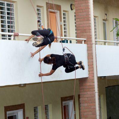 Elèves acrobates LFT