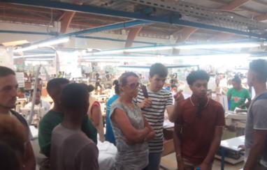 STMG Gestion et Finance – Visite de l'usine Karina International