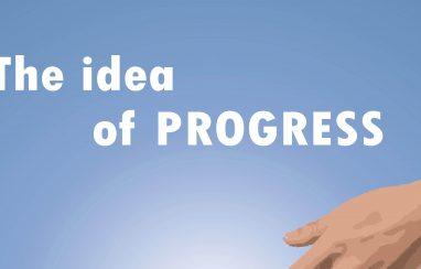 THE IDEA OF PROGRESS : Le deuxième numéro de notre magazine iStudent vient de sortir !
