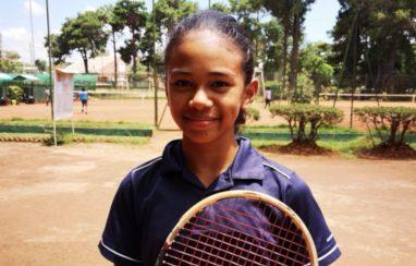 Le LFT a des talents : Lucie élève de 6ème, championne de tennis en herbe