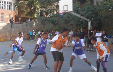 La fête du basket