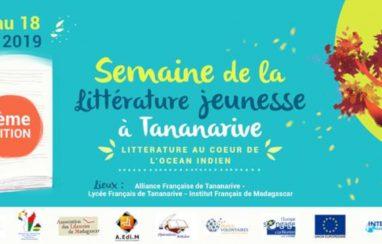 Semaine de la littérature jeunesse à Antananarivo