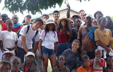 Retour sur le voyage de 15 élèves dans l'Isalo