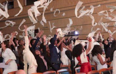 Cérémonie de la graduation