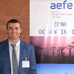 Arnaud DE BONDUWE LUCIANI   Directeur   EPF B (Antananarivo)