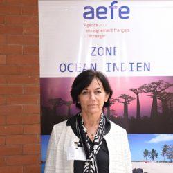 Caroline DEWEVER   Directrice   École française Henri-Matisse (Comores)
