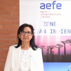 Gabrielle RAKOTONIRINA   Proviseur Adjoint   La Clairefontaine (Antananarivo)
