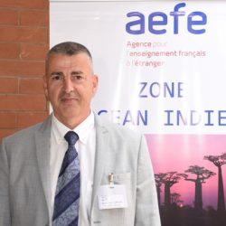 Jean-Pierre CORTESI   Directeur   École française (Seychelles)