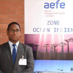 Jules RAMANAMANDIMBY   Proviseur Adjoint   Collèges de France (Antananarivo)
