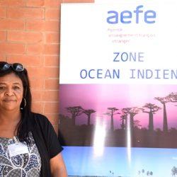 Lalanirina MTSOUGA   Directrice   Collège français Jules-Verne (Antsirabe)