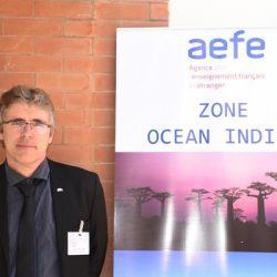Marc TESNIÈRE   Proviseur Adjoint   LFT (Antananarivo)