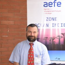 Sébastien PAUMIER   Proviseur Adjoint   Alliance française Antsahabe