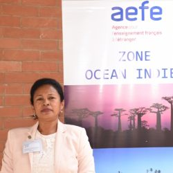 Sahondra RAKOTOVAO   Directrice   La Clairefontaine (Antananarivo)