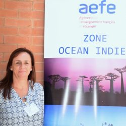 Sandrine DAFFY   Directrice   EPF Lamartine (Nosy Be)