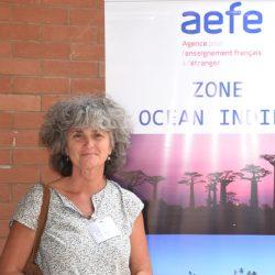 Sophie DEBALLON   Directrice   EPF C (Antananarivo)