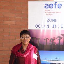 Violette RANDRENJATOVO   Directrice   École Peter Pan (Antananarivo)