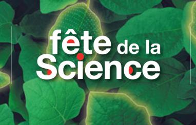 Fête de la Science du 9 au 17 novembre 2019