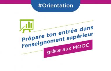 De nouveaux MOOC d' #orientation à découvrir