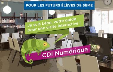 [Futurs 6ème] Visite interactive du CDI