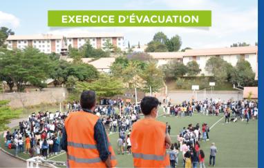 [Simulation] Exercice d'évacuation