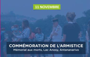 [Armistice] Commémoration du 11 novembre