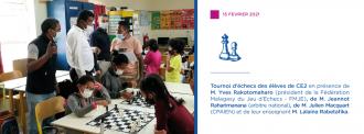 Tournoi d'échecs à l'EPFc