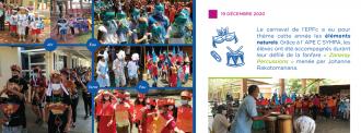 Carnaval 2021 à l'EPFc